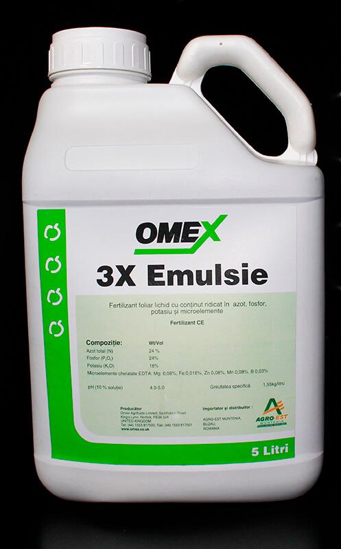 Omex 3X